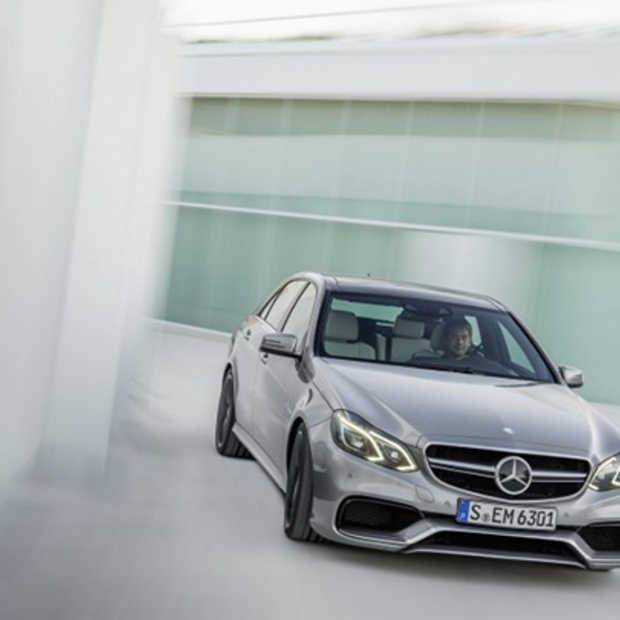 De nieuwe Mercedes E63 AMG