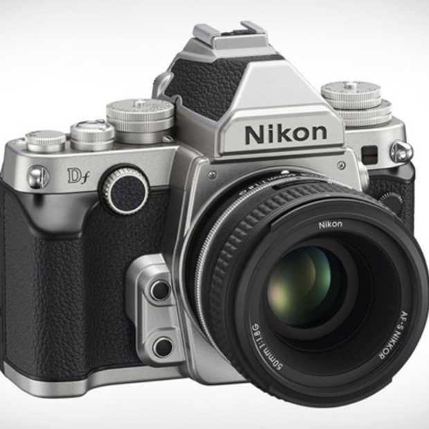 De Nikon Df: fullframe in een retro jasje.