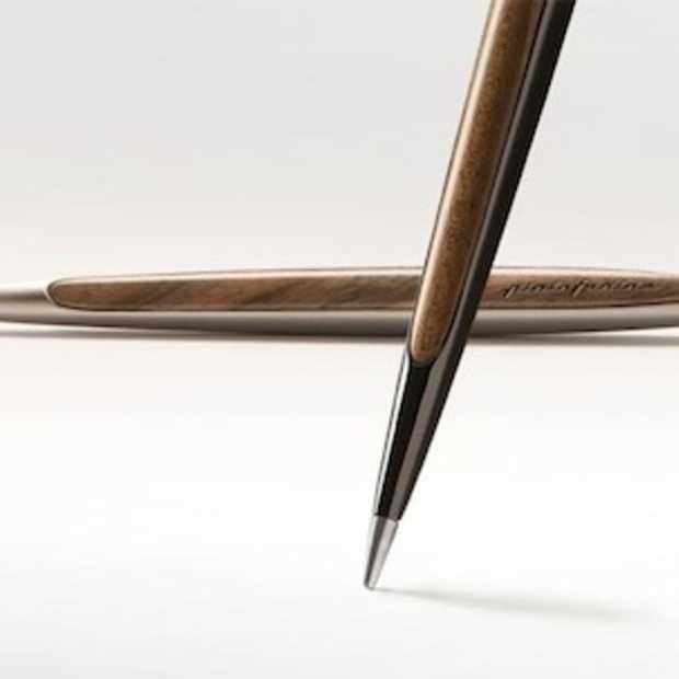 De pen die eeuwig blijft schrijven