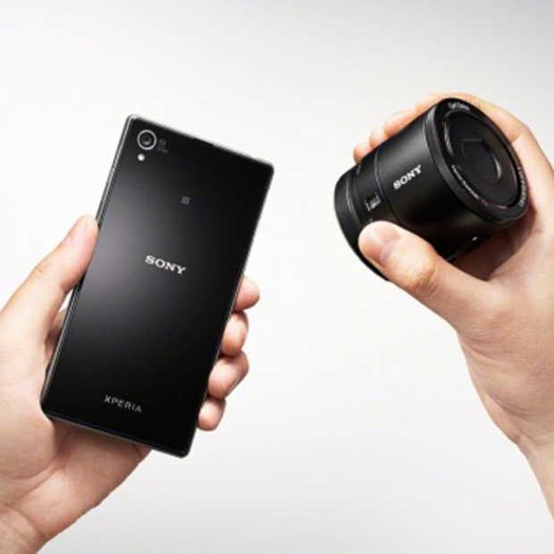 De SONY QX100 en QX10 lenscamera: het nieuwe fotograferen