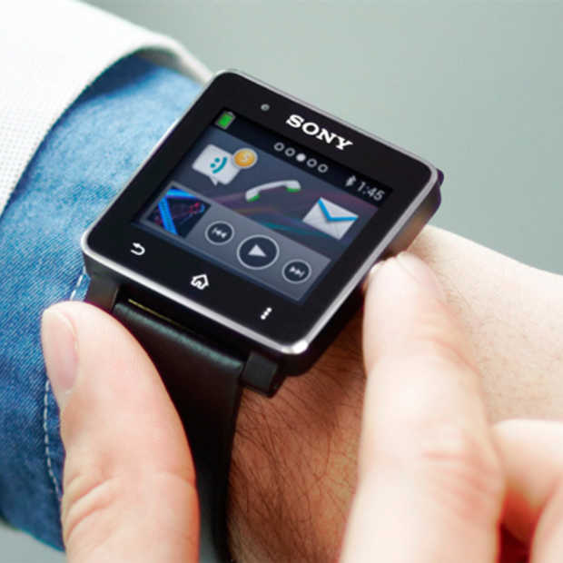 De SONY Smartwatch 2: een second screen voor je Android phone