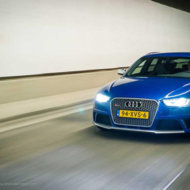 De Verwondering: Audi RS4 beestachtig mooi en bloedsnel