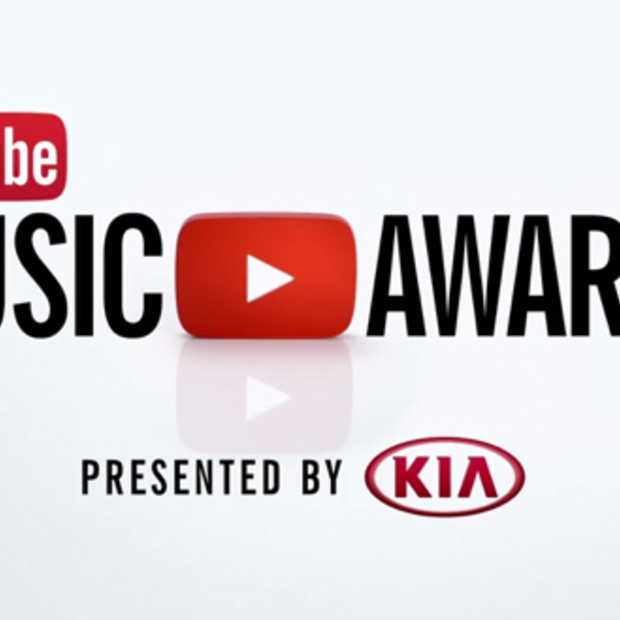 De Youtube Music Awards komen eraan
