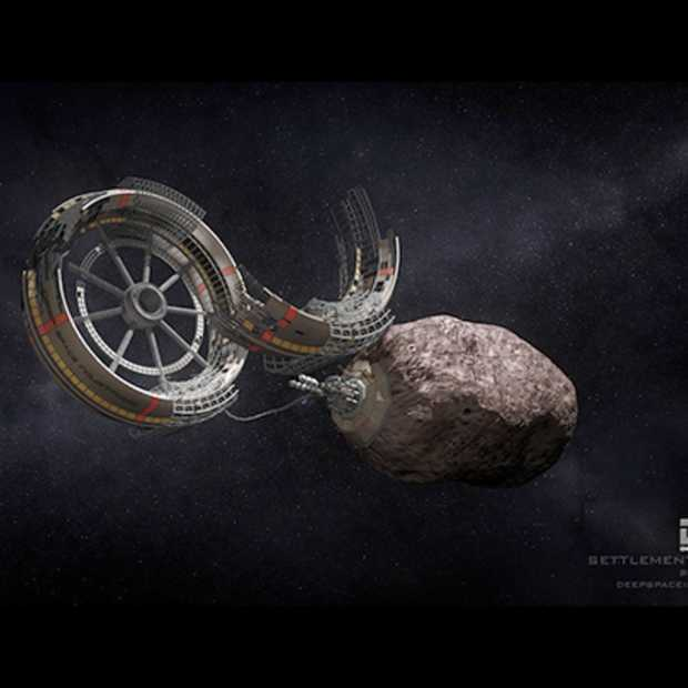 Deep Space Industries plant mijnbouw op asteroïden in 2015