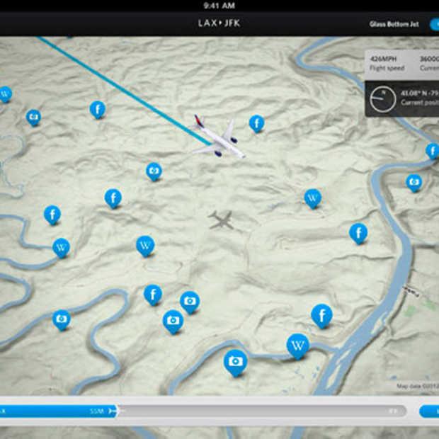 Delta Airlines lanceert de Fly Delta App voor iPad