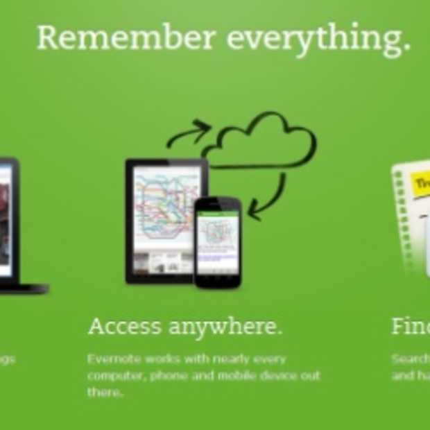 Evernote wordt eindelijke echte 'to-do list app'