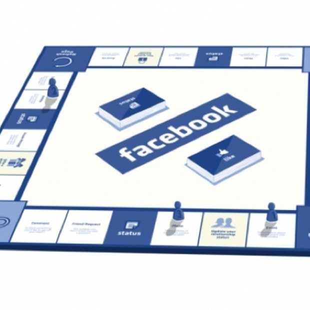 Facebook: het bordspel
