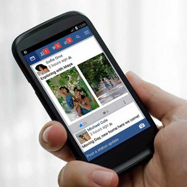 Facebook Lite, Android App van minder dan 1Mb
