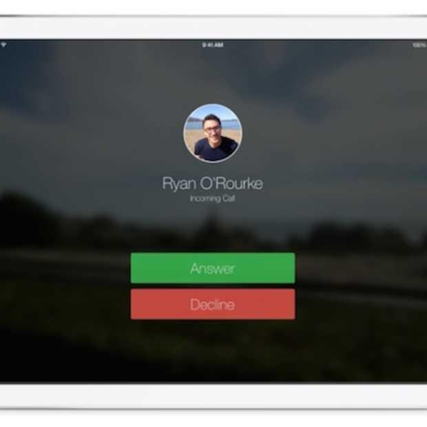 Facebook Messenger nu ook op iPad