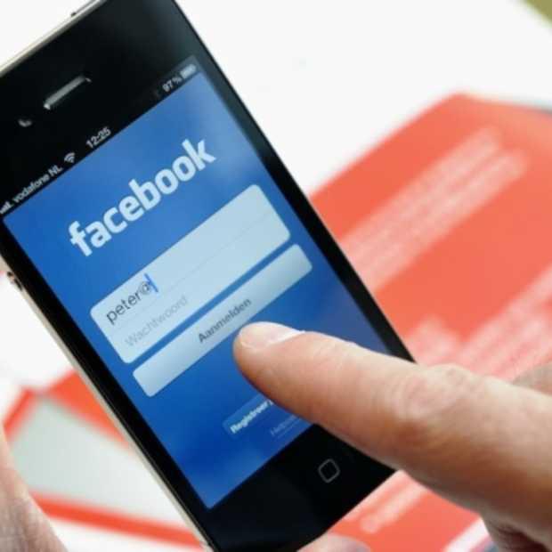 Facebook weert kansspelreclame in Nederland