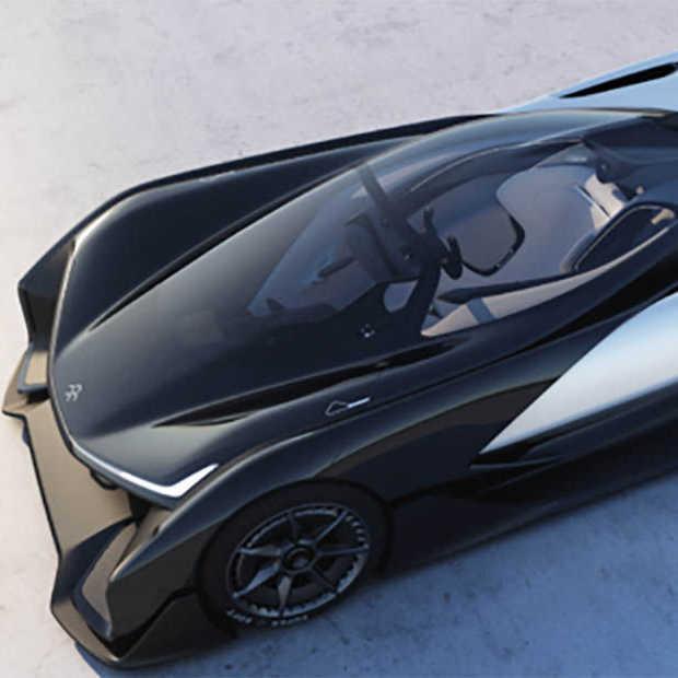 De Batmobile, maar dan in het echt!