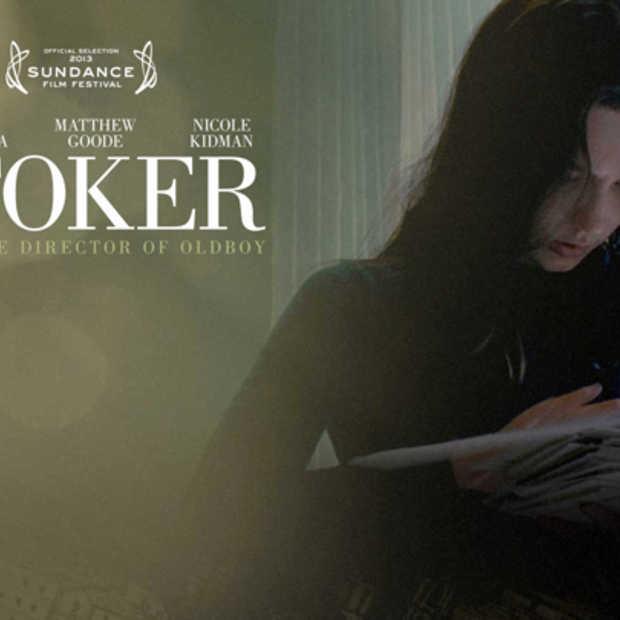 Film promotie voor 'Stoker' integraal met GIFs