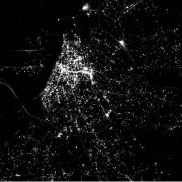Foursquare toont de 'hotspots' in de hele wereld