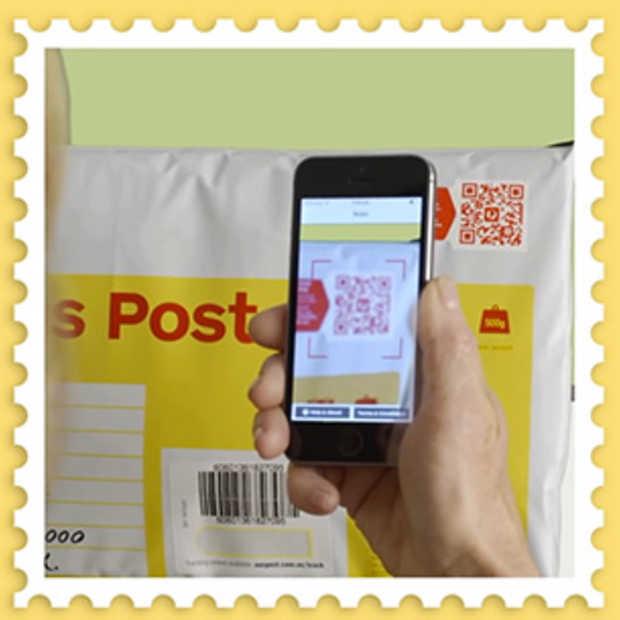 Gebruik eens een postzegel met persoonlijke videoboodschap