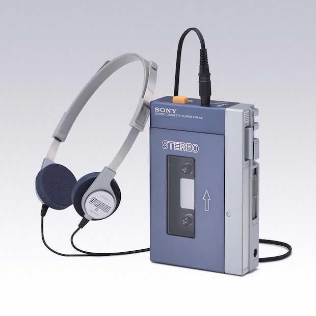 Een stukje geschiedenis van de Walkman