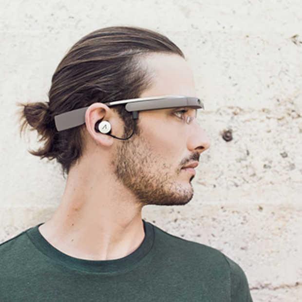 Google Glass ziet er straks uit als een gewone bril