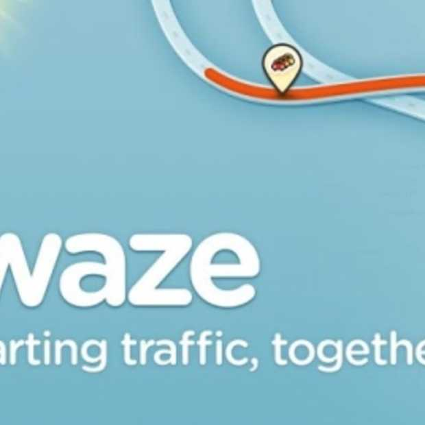 Google neemt navigatiesoftware producent Waze voor 1,1 miljard dollar over