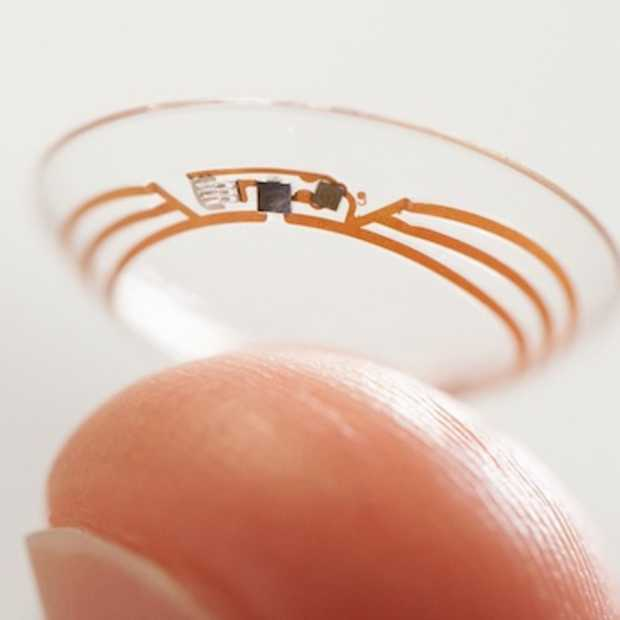 Google ontwikkelt een lens voor diabetes