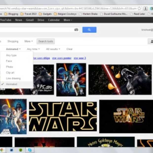Google zoekt nu ook op animated GIF's