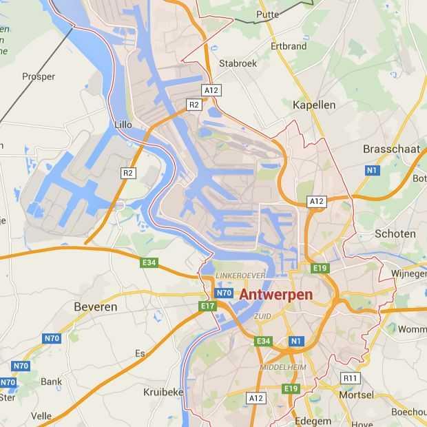 Google Maps werkt offline