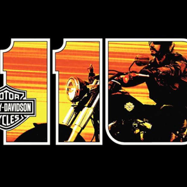 Harley-Davidson wordt 110 jaar #HD110
