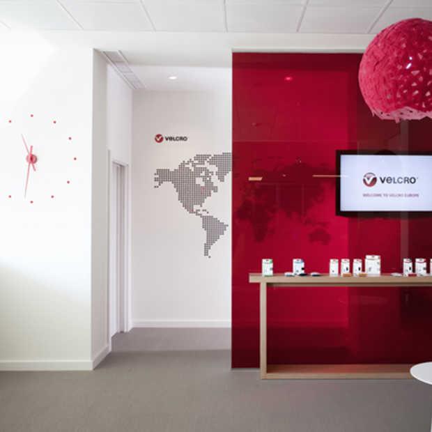 Het nieuwe Europese Hoofkwartier van Velcro