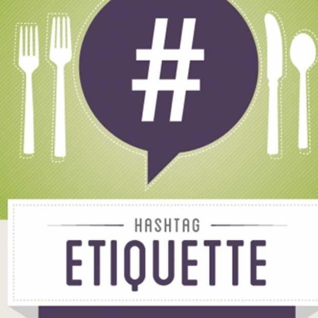 Hoe gebruik je een hashtag?
