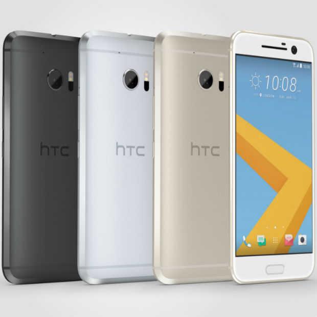 Het nieuwe toptoestel van HTC, HTC 10, officieel voorgesteld.