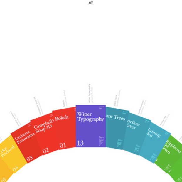 HTML5 Showcase: Form Follows Function
