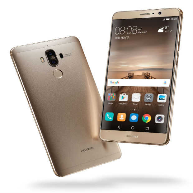 Huawei Mate 9 gepresenteerd