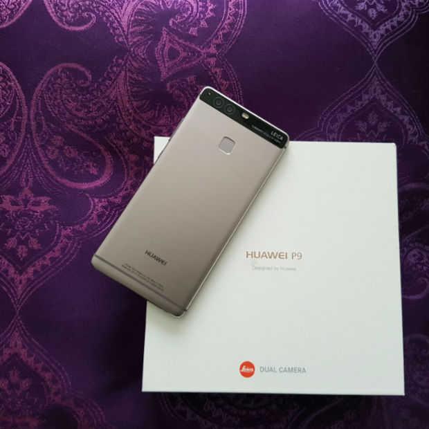Review Huawei P9