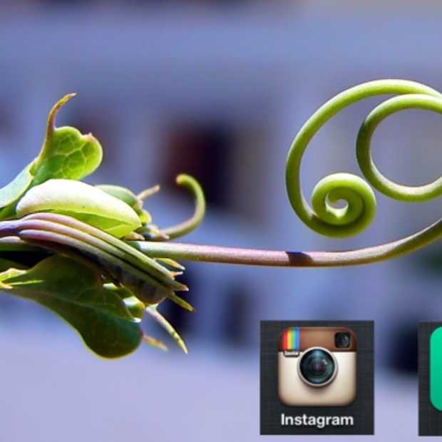 'Instagram gaat concurreren met Vine vanaf 20 juni'