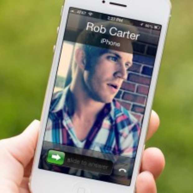 iPhone belt dure telefoonnummers, zonder te vragen