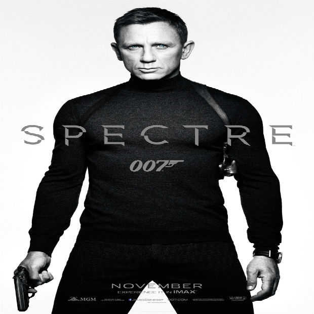 WIN: James Bond - Spectre DVD