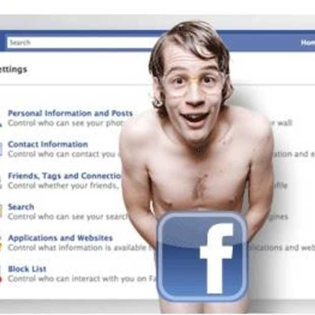 Jouw privé foto's, straks als reclame op Facebook