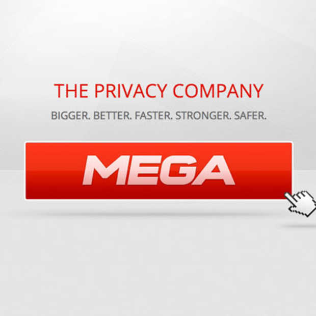 Kim Dotcom lanceert Mega exact 1 jaar na einde MegaUpload