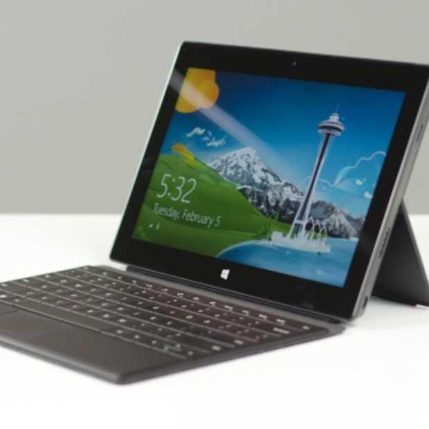 Langverwachte Surface Pro van Microsoft op 30 mei in België beschikbaar
