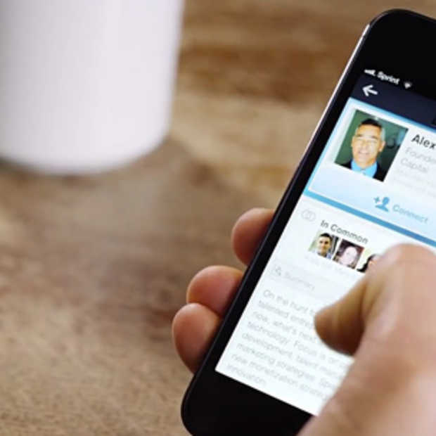 LinkedIn vernieuwt mobiele applicatie