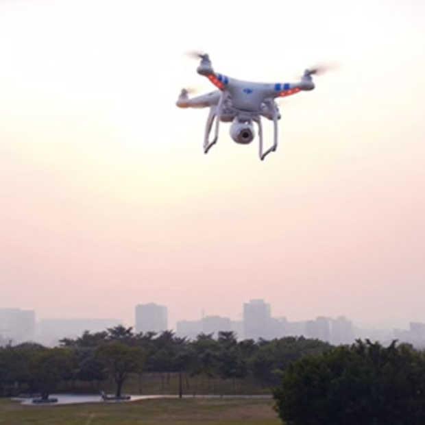 Luchtfotografie nooit eerder zo makkelijk dankzij de Phantom Vision