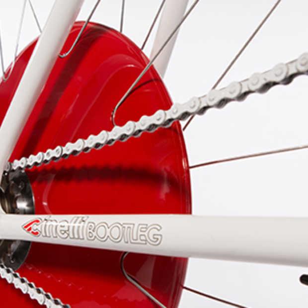 Maak elke fiets elektrisch met het 'Copenhagen Wheel'