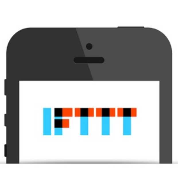 Makkelijke automatisatie via IFTTT nu ook op iPhone