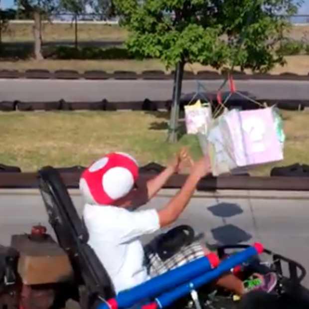 Mario Kart wordt werkelijkheid