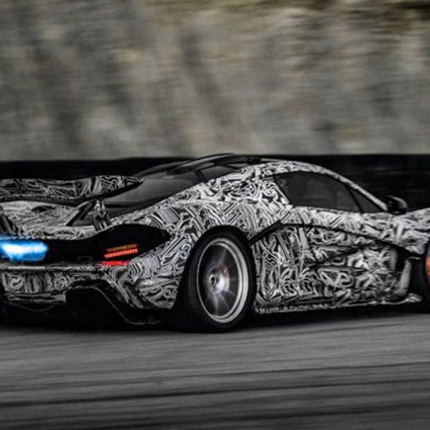 McLaren P1: de ultieme hypercar?