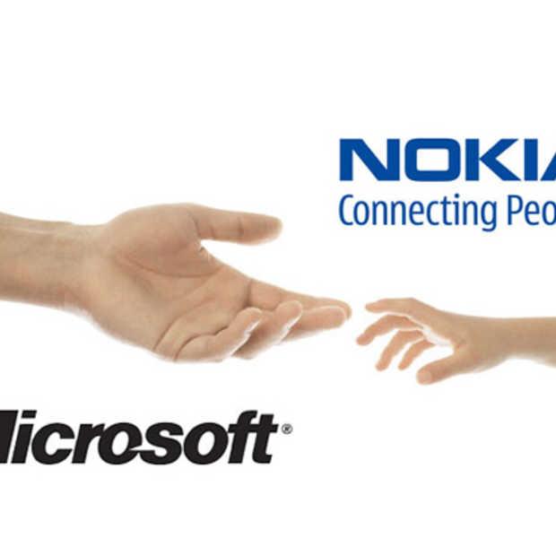 Microsoft neemt Nokia over voor 5,44 miljard euro
