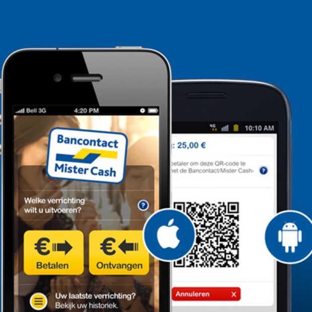 Mobiel betalen met Bancontact/Mister Cash vanaf ... 2014