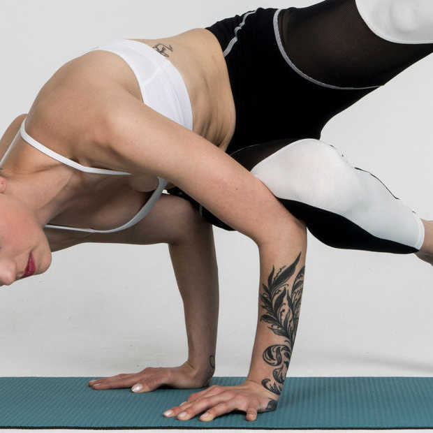 Wearable tech voor yoga