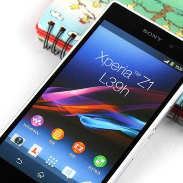 Net gelanceerd: de nieuwe SONY Xperia Z1