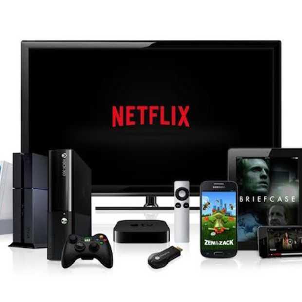 Netflix eind 2014 ook in België beschikbaar