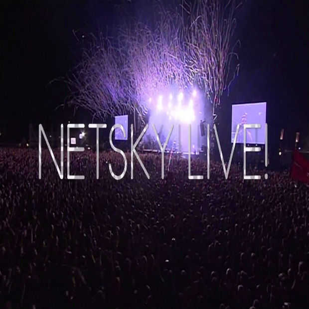 Zaterdag Netsky live in 360° met PlayStation VR