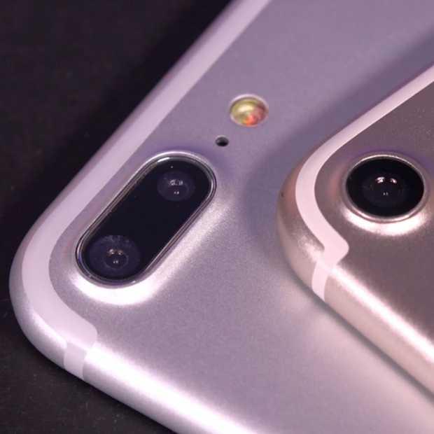 Nieuwe iPhone 7 kan nooit tegenvallen